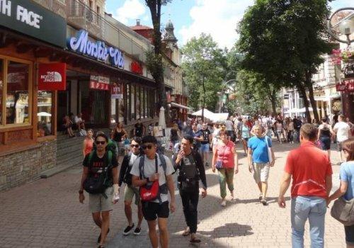 Krupówki - centrum turystyczne Zakopanego