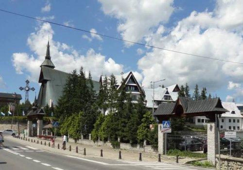 Stare Krzeptówki z cenną atrakcją turystyczną