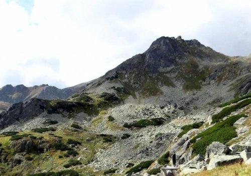 Rysy - masyw górski w Tatrach Wysokich